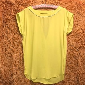 Forever 21 Sleeveless tunic open back top